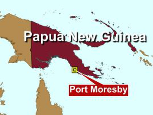 Papua New Guinea - Plane missing
