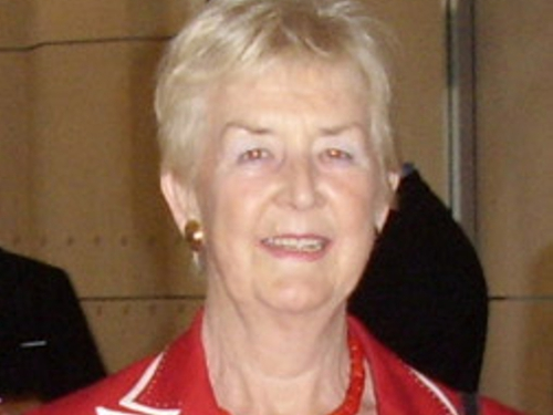 Nuala Fennell - First elected to Dáil in 1981