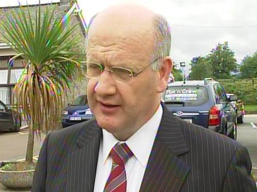 Brendan Drumm - HSE board awarded bonus in 2007