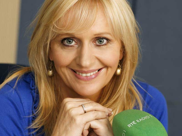 Miriam O'Callaghan has taken up a Sunday morning slot on Radio 1