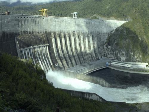 Sayano-Shushenskaya - Russia's largest hydroelectric power station - (Pic: Sayano Shushenskaya GES)