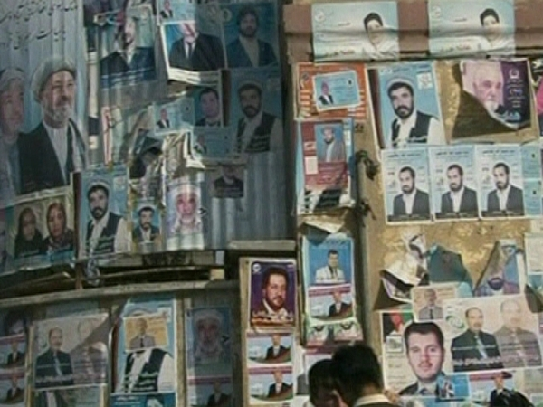 Afghanistan - Presidential election in two days