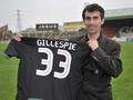 Gillespie eyes more international caps