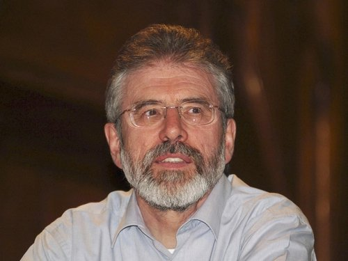 Gerry Adams - Revealing interview with RTÉ