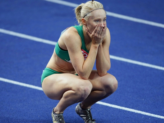 Derval O'Rourke is heartbroken after missing out on a medal