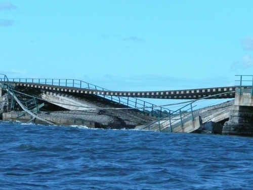 Dublin - Train driver noticed subsidence on the line - (Pic: Sandra McAllister)