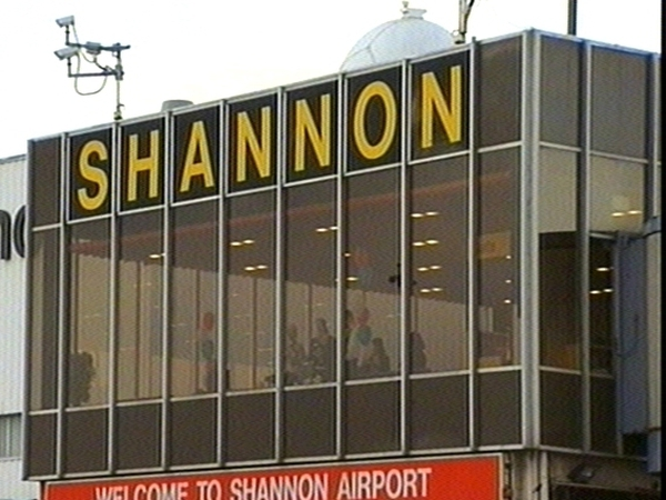 Shannon Airport - 150 jobs to be lost