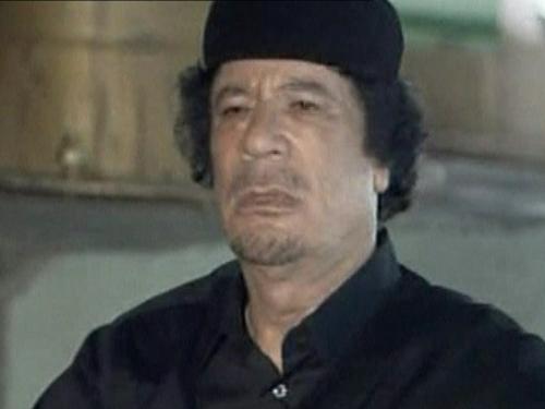Muammar Gaddafi - Son comments after Brown's announcement