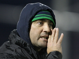 Michael Bradley - set to finish up as Connacht coach