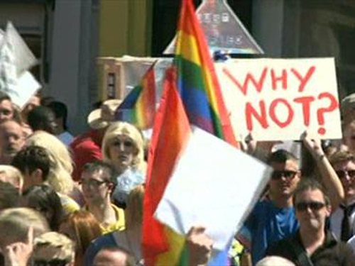 Gay marriage - Bill to legalise