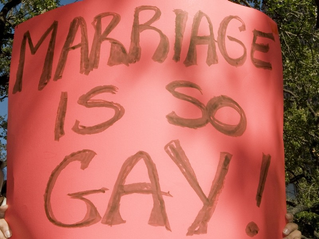 Debate - Calls for civil marriages