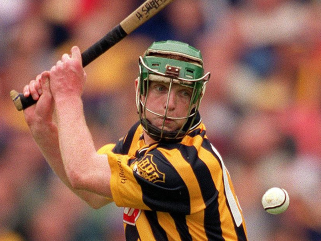 Henry Shefflin joins fellow county-man DJ Carey and Kerry footballer Pat Spillane at the top of the all-time leaderboard with nine awards