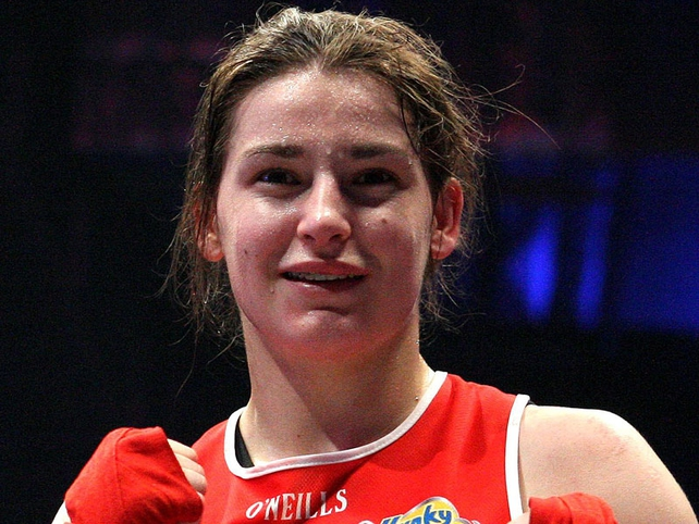 Katie Taylor scooped the Best Boxer award