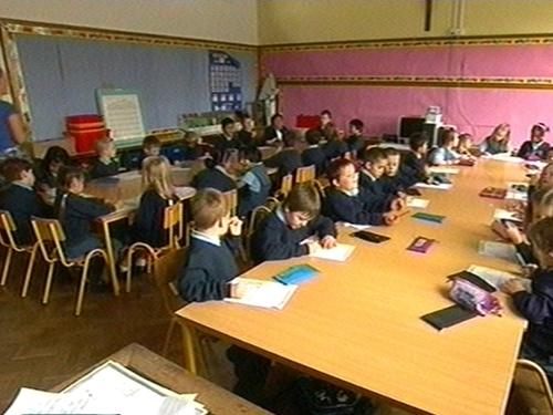 Schools - Money not yet spent by Dept