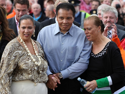 Muhammad Ali is widely accepted as the greatest boxer of all time