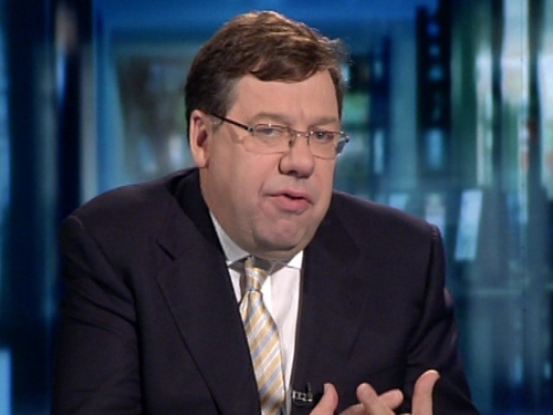 Brian Cowen - Down 6% since May