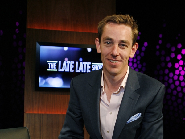 Tubridy - Tonight's Late Late guests revealed