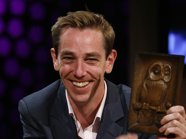 Tubridy - Tonight's LLS line-up revealed