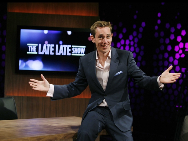 Tubridy - The new host continues to shine