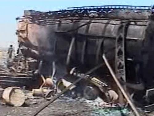 Afghanistan - Effort to identify number of causalities