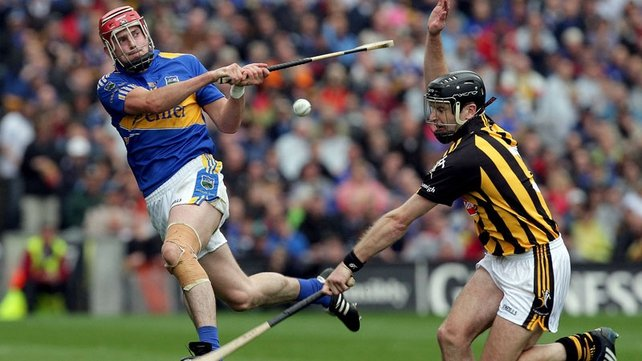 Tipperary and Kilkenny contested the 2009, 2010 and 2011 All-Ireland finals