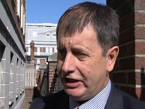 Blair Horan - CPSU balloting members for full strike action