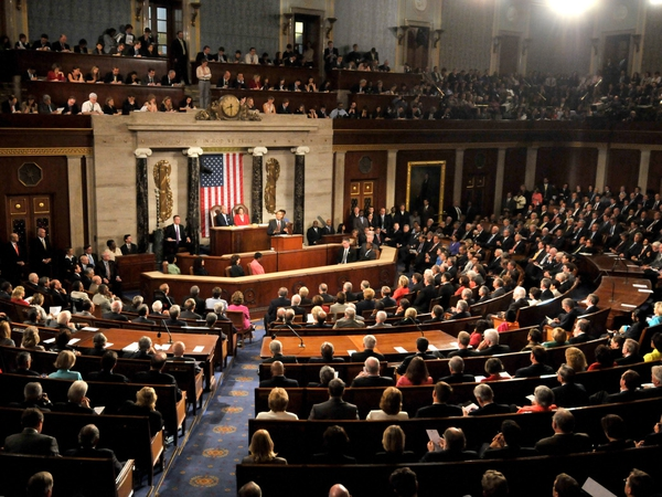 US Congress - Obama outlines proposals