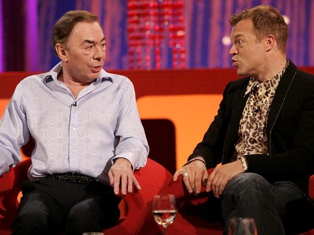 Lloyd Webber and Norton - New BBC show