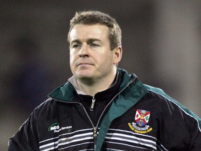 James McCartan is the new Down manager