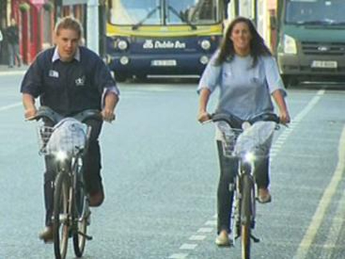 Dublin - New bicycle scheme launched