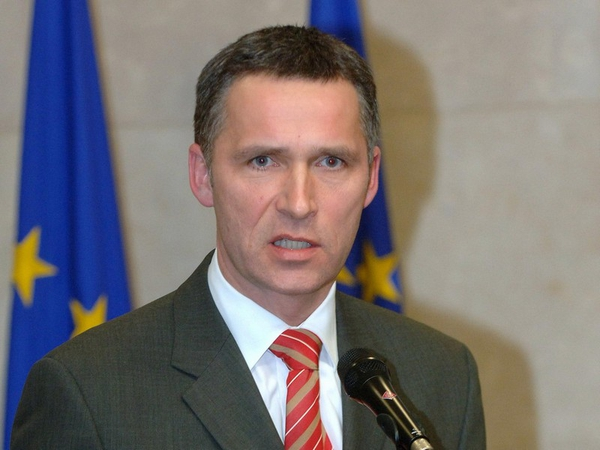 Jens Stoltenberg - Working to form a new government