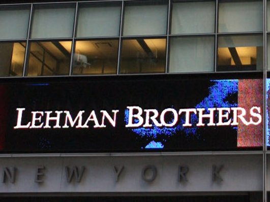 Five years since Lehman Brothers filed for bankruptcy
