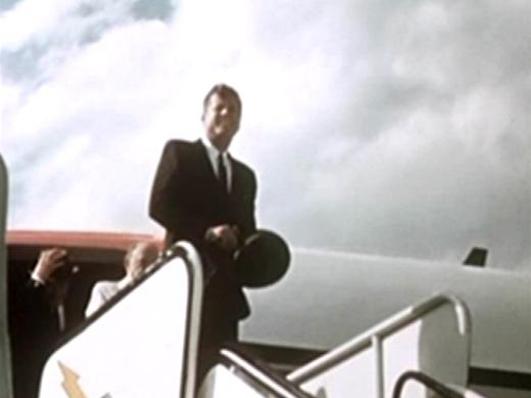 JFK's historic visit to Ireland