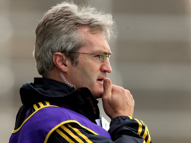 Wexford manager Colm Bonnar