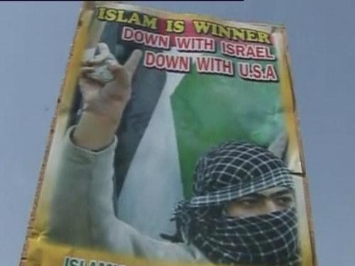 Iran - Quds Day rally