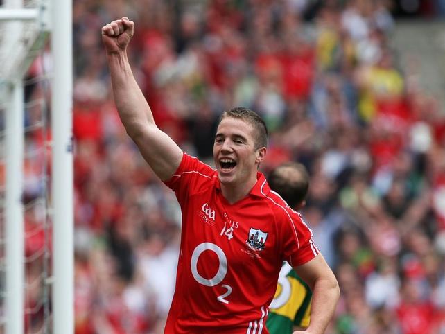 O'Neill celebrates his stunning strike