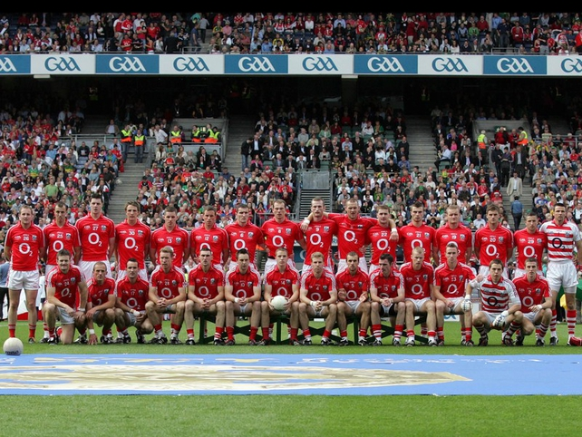 Cork's 2009 vintage line up before the throw-in