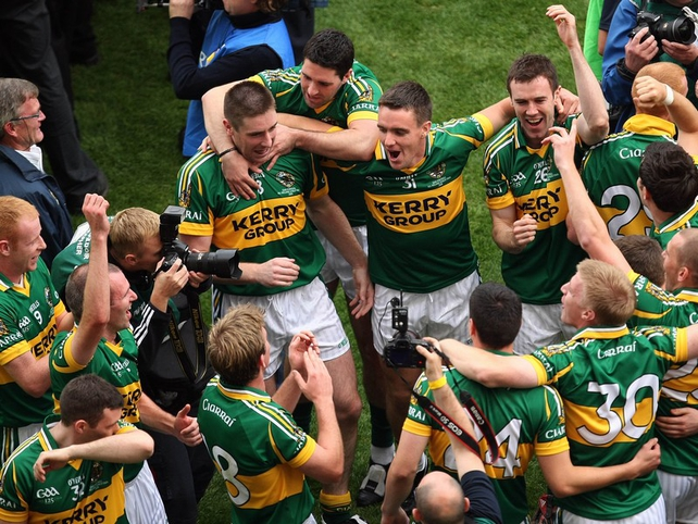 However, the day was all about Kerry and their 36th All-Ireland SFC final victory