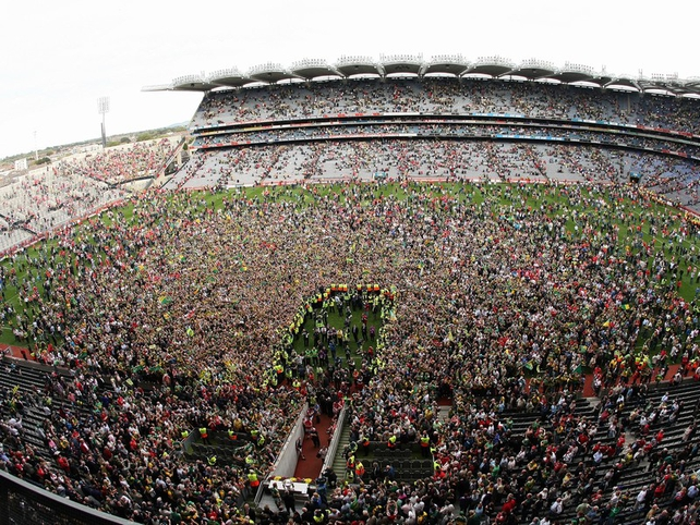 There was no need for Plan B at Croker