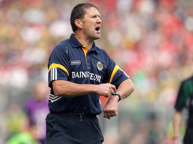 Jack O'Connor believes all the doubt and criticism Kerry received only made them stronger