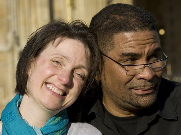 Debbie Purdy & Omar Puente - Couple sought legal clarification