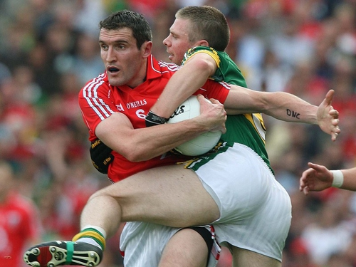 Graham Canty and Tomás Ó Sé are up for the Player of the Year award