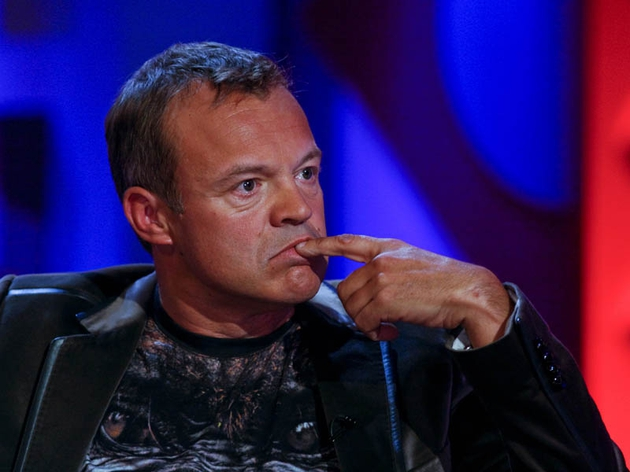 Graham Norton is to appear on Friday Night With Jonathan Ross