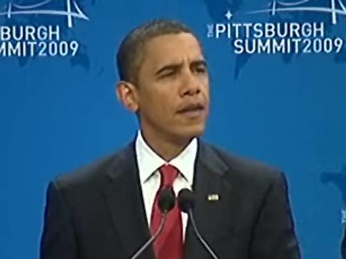 Barack Obama - Accused of living in 'fantasy world'