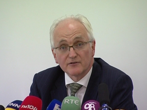 John Gormley - Corporate donations to be banned