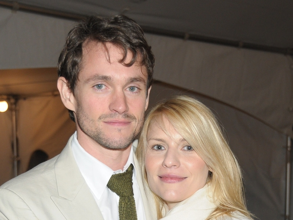 Dancy, Danes - Reports that Hugh and Claire have married