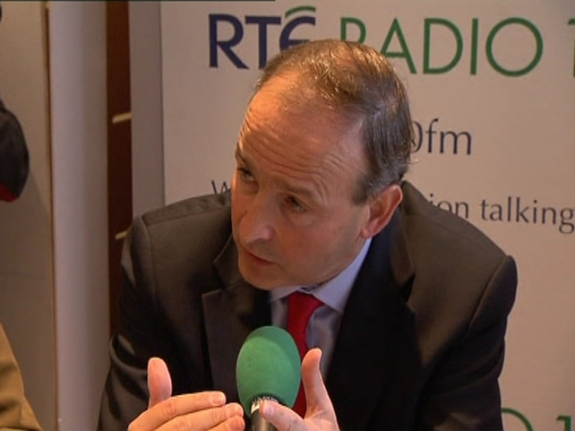 Micheál Martin - Misrepresentation claims