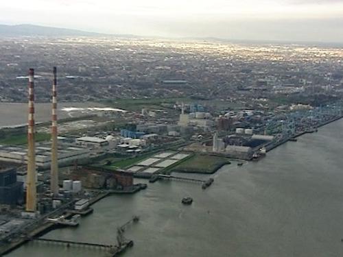 Dublin Port - Development of 52 acres of Dublin Bay will not go ahead