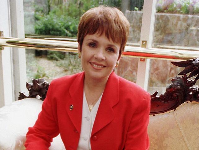 Dana Rosemary Scallon - Former MEP enters debate