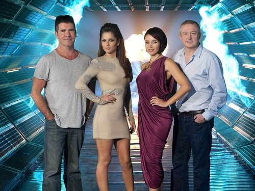 The X Factor judges - Preparing the remaining acts for two performances each this week